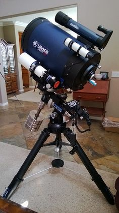 MEADE 12 0R 14 INCH LX800 , FITTED WITH AUTOGUIDER. ONE BEAUTIFUL INSTRUMENT.