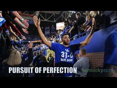 Pursuit of Perfection: 31-0 Kentucky Men's Basketball 2014-'15 Regular Season - YouTube