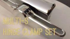 #Multi-S Integrated hinge clamp set. No Spring design... #bromptonsociety #BIKEgang #BromptonBicycle #BIKEgangSG #bromptontouring #Bromptonlife #bromptonmods