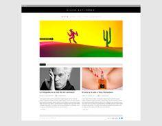 Diseño del sitio web de ciucogutierrez.es