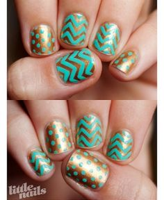 View: Nail Art Invasion: The 49 best manis of 2012 | viewer  pictures