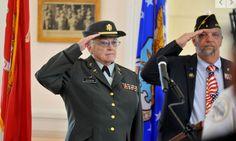 Veterans Day at the Memorial building in Pocatello. American Legion Auxiliary, American Legions, Veterans Home, Idaho, Photo Galleries, Captain Hat, Community, Journal, Memories