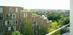 Junto com ArtefactoryLab, OLGGA Architects fez este vídeo de apresentação criativa para um concurso de edificaçõesde habitação social em Caen, F...