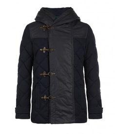 So stylish. Alaska Duffle Coat (Allsaints Spitalfields)