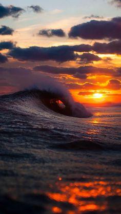 The IPhone IOS7 Retina Wallpaper I Like Beautiful Sunset Places