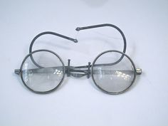 Gandhi's glasses...OMG