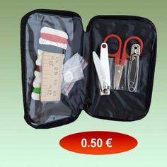 Σετ ραπτικής ταξιδιού σε κασσετίνα 0,50 €-Ευρω Lunch Box, Bento Box