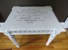 Re Purposed Accent Tables by Http://kimbercreations.ca/