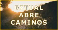 Conoce el Ritual para atraer la suerte y hacer grandes cambios en tu vida: Ritual Abre Caminos. Solo por leer el artículo consigue un regalo muy especial. Entra ahora y apuesta por el cambio.