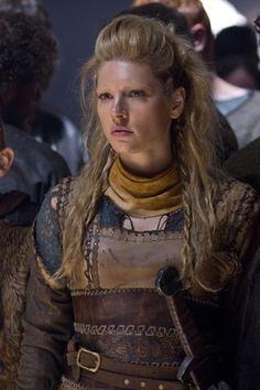 lagertha female leather armor