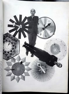 George Nelson and Irving Harper. House & Garden, 1965