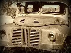 Final resting place. And old truck. Coolup. W.A