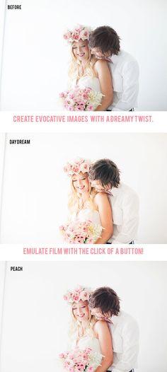 Wedding Lightroom Film Presets by ElyanaIvette on Etsy