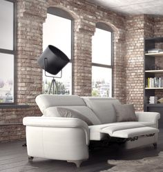 Truly individual style with the Bellona sofa from ROM Sofas http://www.romsofas.co.uk