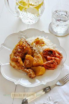 Blog gastronómico, recetas internacionales para hacer en casa. Butternut Soup, Chicken Recepies, Food Picks, Roasted Potatoes, Potato Recipes, Mexican Food Recipes, Salad Recipes, Main Dishes, Good Food