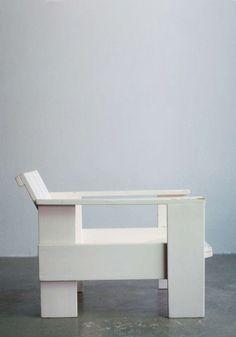 Gerrit Rietveld prewar Crate chair for Metz & Co 1934