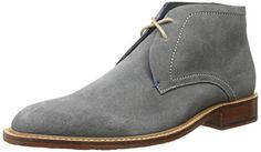 Ted Baker Men's Torsdi 3 Chukka Boot, Dark Grey Suede, 11.5 M US - http://authenticboots.com/ted-baker-mens-torsdi-3-chukka-boot-dark-grey-suede-11-5-m-us/