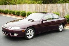 1990 Lexus SC400 coupe tustinlexus.com
