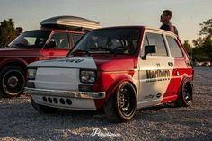 Fiat 126, Truck Flatbeds, Fiat Panda, Fiat Abarth, Abandoned Cars, Top Cars, Small Cars, Rally Car, Car Humor