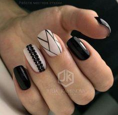 and Beautiful Nail Art Designs Beautiful Nail Art, Gorgeous Nails, Diy Nails, Cute Nails, Nail Art Vernis, Nagellack Design, Cute Nail Designs, Perfect Nails, Trendy Nails