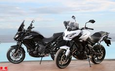 2015 Kawasaki Versys 650 LT HD Wallpaper