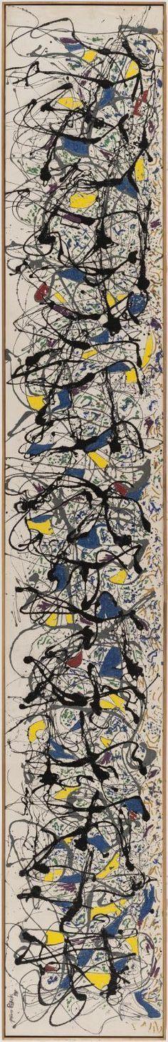 Jackson Pollock More