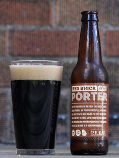 Red Brick Porter - Red Brick Brewing Company