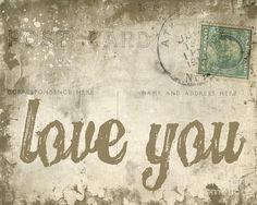 Vintage Love Letters Photograph  - Vintage Love Letters Fine Art Print