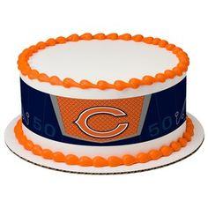 Nfl Minnesota Vikings Edible Cake Image Topper