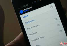 Android Wear Support Added To USA Today App So You Can Now View Top 5 News Stories On Your Smartwatch