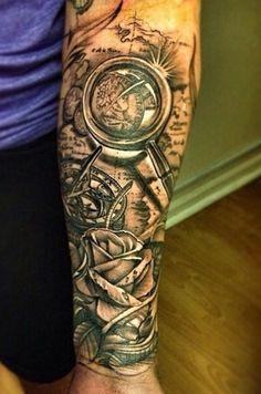 50 Latest Forearm Tattoo Designs