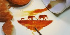Unbelievable Tiny Art On Small Objects By Hasan Kale