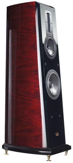 """Aurum Cantus - V8F, High End Speakers"" !... http://about.me/Samissomar"