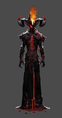 demon, Hookwang Lee on ArtStation at https://www.artstation.com/artwork/demon-99f161ef-2acf-4235-b2aa-8f4b1bb45806