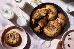 This Ingredient Changed My Chocolate Chip Cookie Game Forever on - Cookies. Cookie Recipes, Dessert Recipes, Desserts, Wine Recipes, Breakfast Recipes, Cookie Games, Make Chocolate Chip Cookies, Chocolate Chips, Craving Chocolate