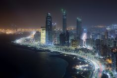 abu dhabi, uae. not really a twilight shot, but a great enough night shot to go on this board