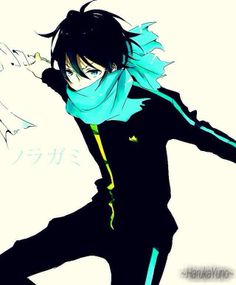 Yato! This is beautiful! | Noragami