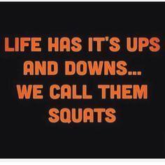 Gym humor...squats