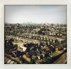 Hackney, London. The first place I lived in London.