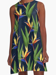 Bird of Paradise by noondaydesign