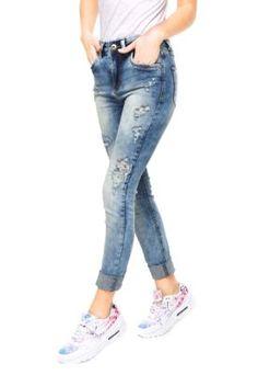 67711e32f Calça Jeans Colcci Super Skinny Kim Azul
