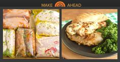 Make-Ahead Chicken Marinades