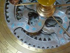 Copernican Planetary Orrery by Dr. Gerard Lacurie 6
