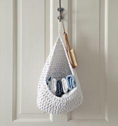 69 new ideas for basket crochet tutorial storage Crochet Kitchen, Crochet Home, Crochet Crafts, Knit Crochet, Crochet Storage, Diy Storage, Diy Organization, Yarn Projects, Crochet Projects