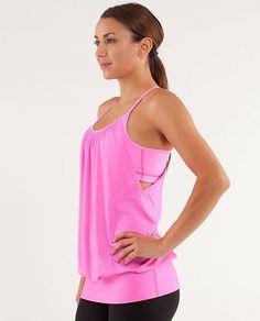 a1f254f98d Yoga clothes + running gear. Lululemon No Limits Tank ...