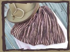 Scrunchie Cowl by Yarns by HPF available on Ravelry