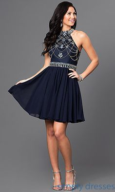 Shop Simply Dresses for homecoming party dresses, 2015 prom dresses, evening…