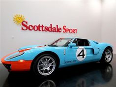2006 Ford GT Heritage Edition (Stock# 400486)