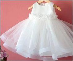 vestido d niña d bautizo,fiesta o cualquier ocacion piatelli