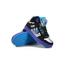DC Shoes For Girls | Home Shop By Brand DC Shoes Girls DC Shoes Rebound Shoe - Black & Blue